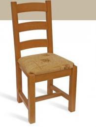 Стол от естествено дърво