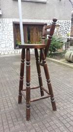 бар столове от дърво за механи и кръчми